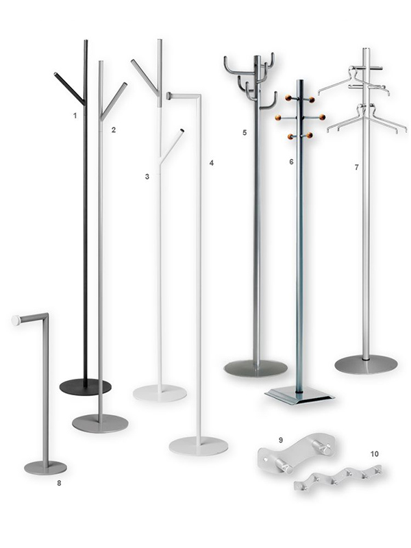 Coat and Hat Stands