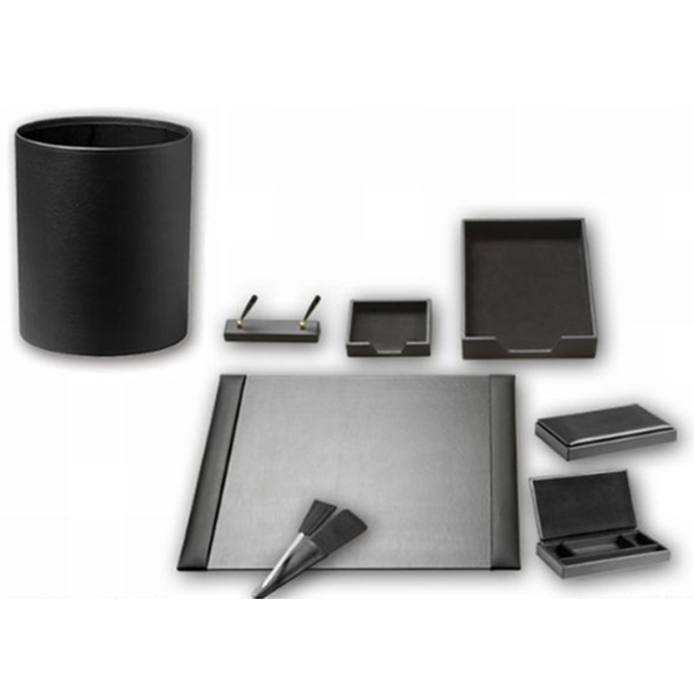 Leather Desk Set Range