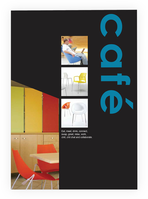CAFE RANGE BROCHURE