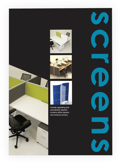 SCREENS RANGE BROCHURE