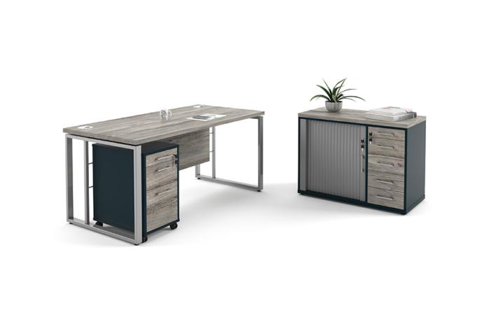 Elite Linea Executive Desk