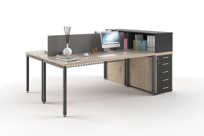Euro 4 Legged Desk