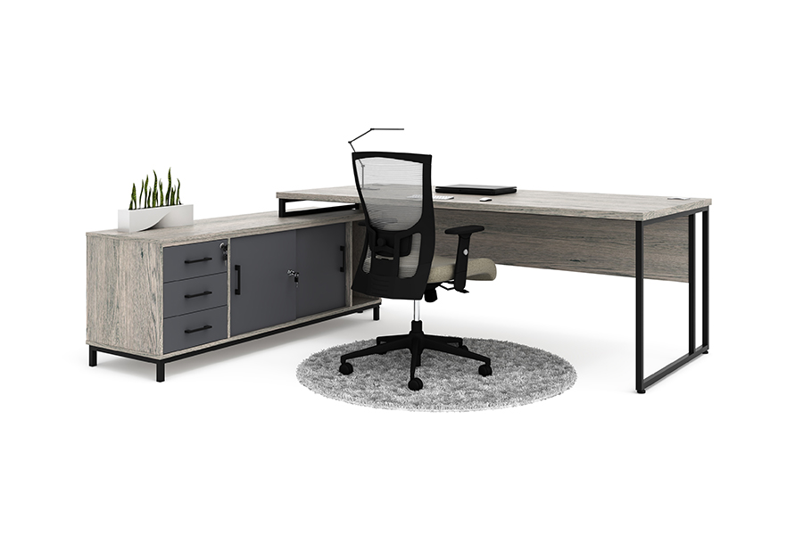 Turin Executive Desk