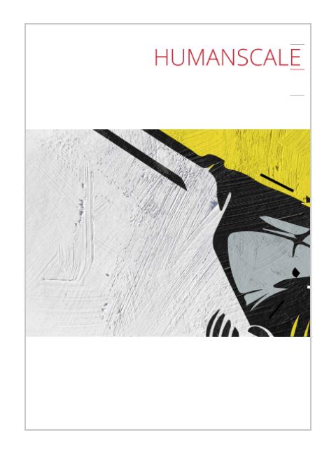 HUMANSCALE 2021