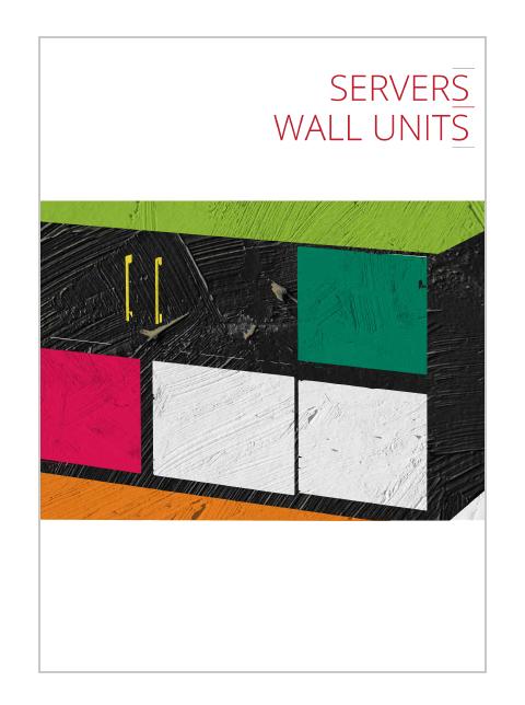 SERVERS & WALL UNITS 2021